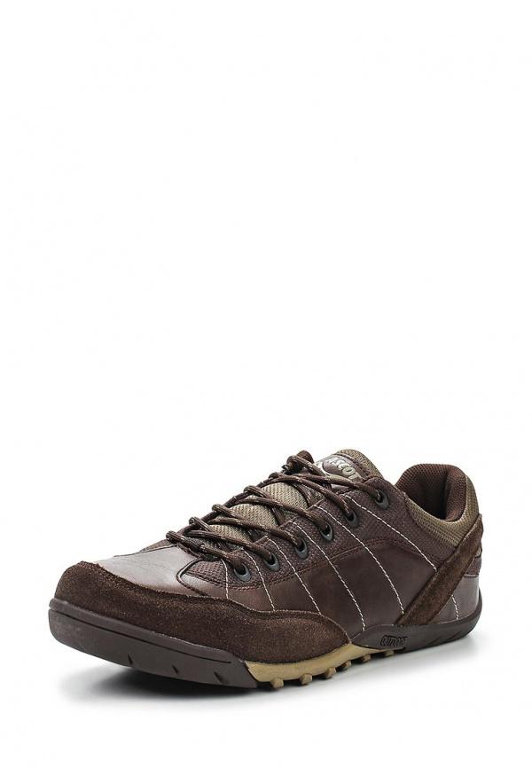 Кроссовки Ascot STR 00612-02 GOBI коричневые