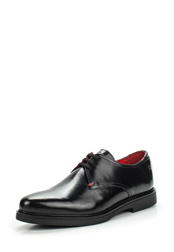 Туфли Base London QI01010 чёрные