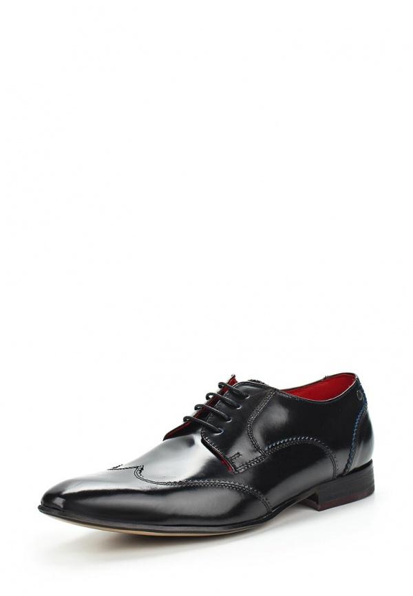 Туфли Base London PH06A60 чёрные