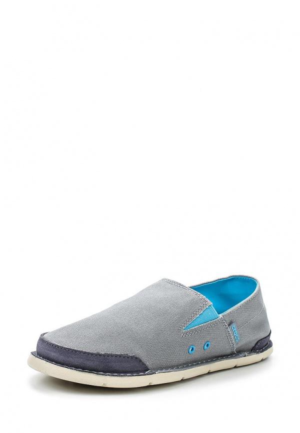 Слипоны Crocs 14989-0AD синие
