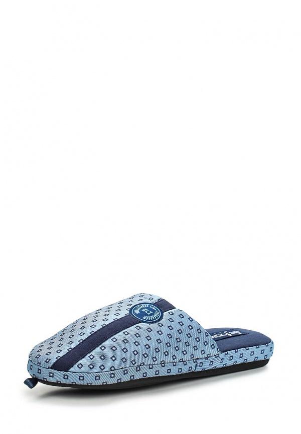 Тапочки De Fonseca CRAV 63 голубые