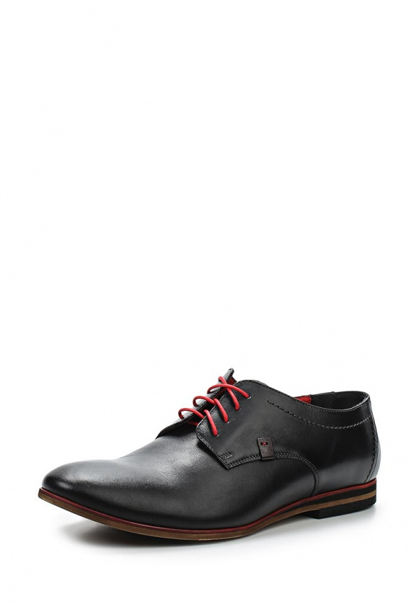 Туфли Domeno 3006 чёрные