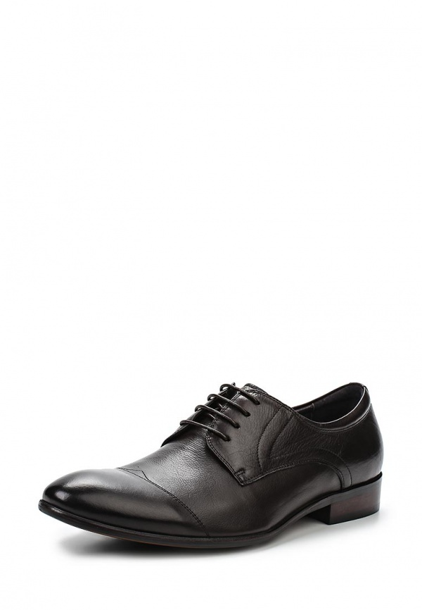 Туфли El Tempo RS1_07-02-P745_BROWN коричневые