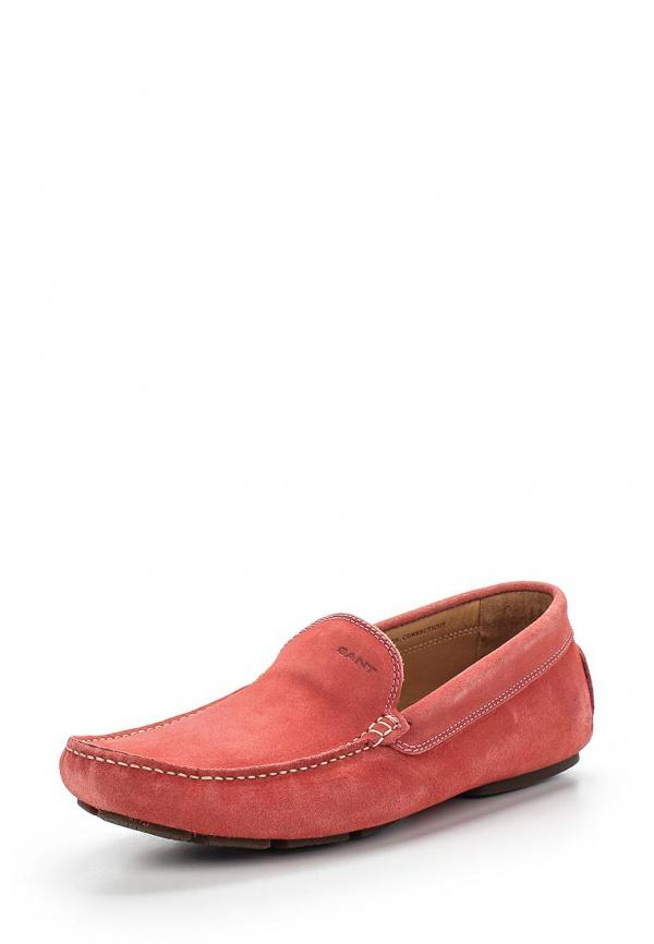 Мокасины Gant 10673620 красные