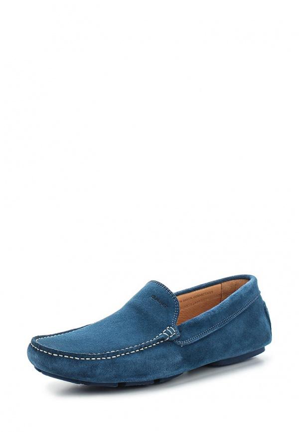 Мокасины Gant 10673620 синие