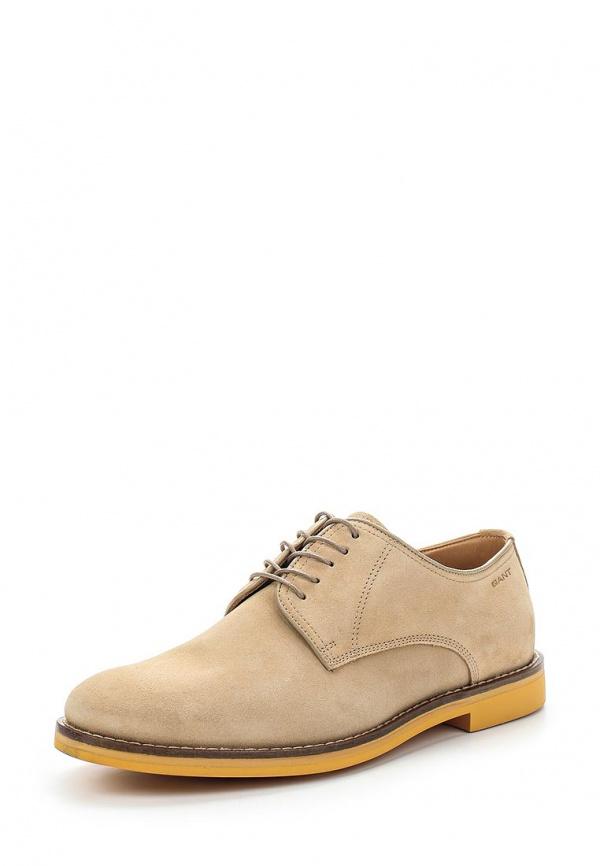 Туфли Gant 10633601 бежевые