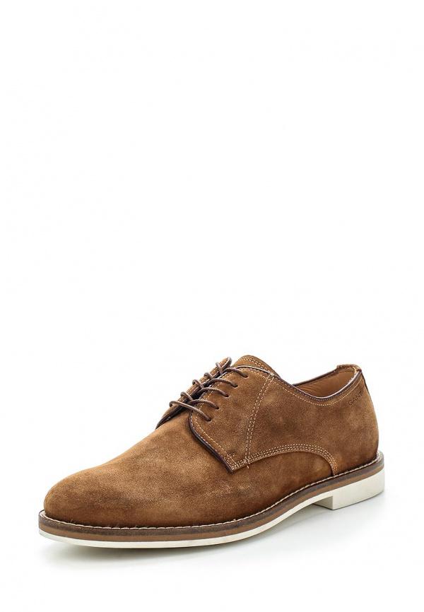 Туфли Gant 10633601 коричневые