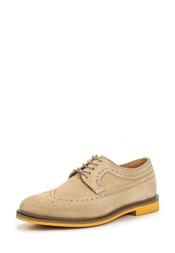 Туфли Gant 10633603 бежевые