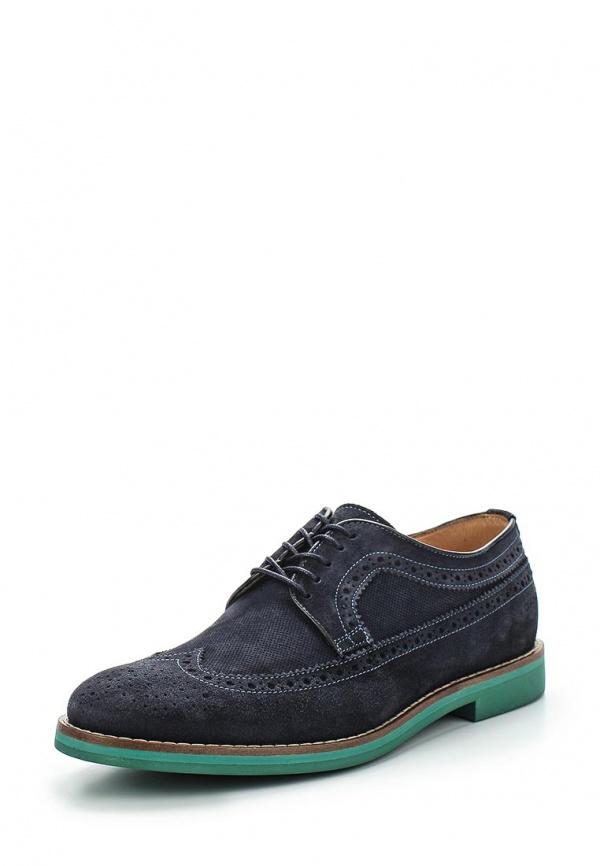 Туфли Gant 10633603 синие
