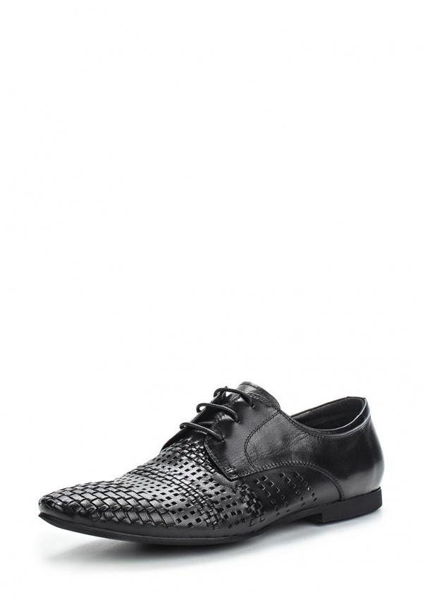 Туфли Hortos 657292/04-01 чёрные