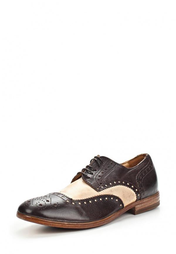 Туфли Moma 22501-HB коричневые
