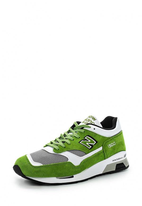 Кроссовки New Balance M1500SG зеленые