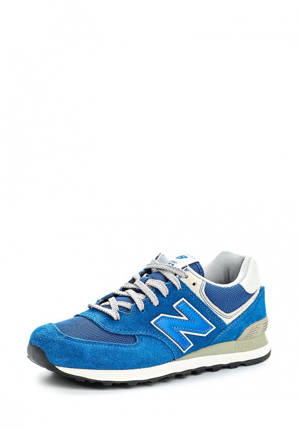 Кроссовки New Balance ML574VTR синие