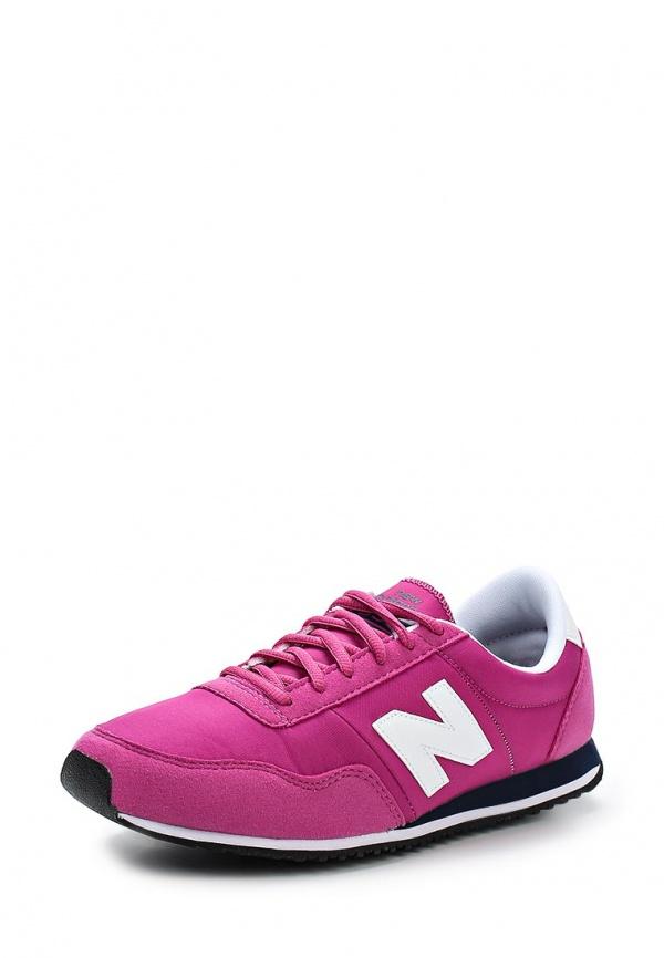 Кроссовки New Balance U395MNPW розовые
