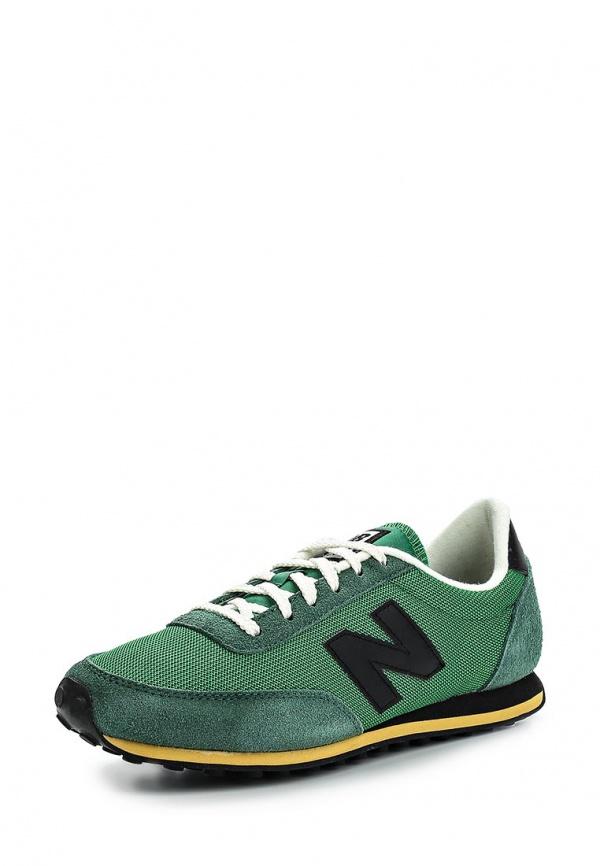 Кроссовки New Balance U410HGKY зеленые