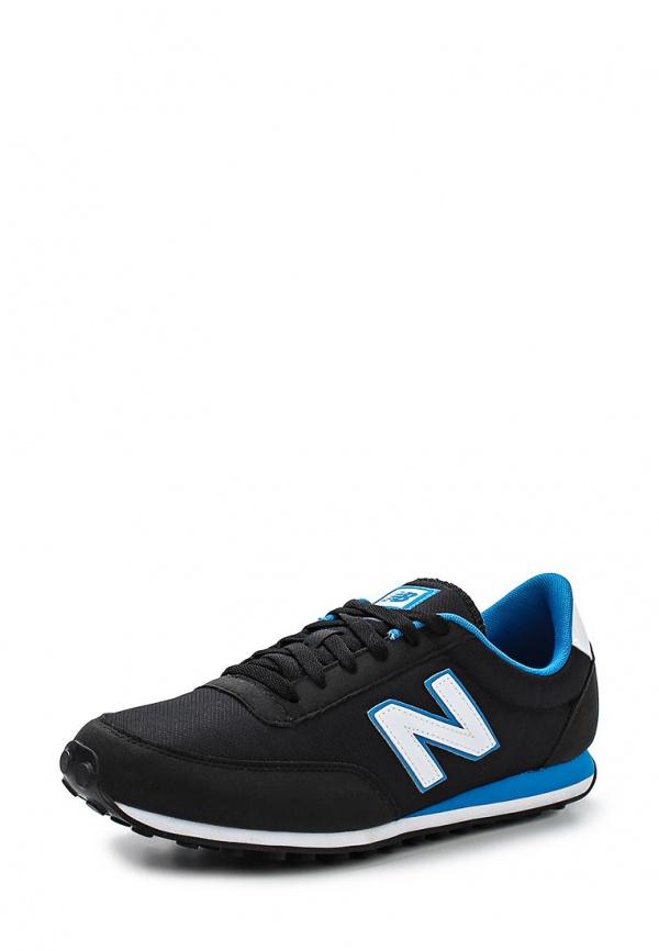 Кроссовки New Balance U410MNWB чёрные
