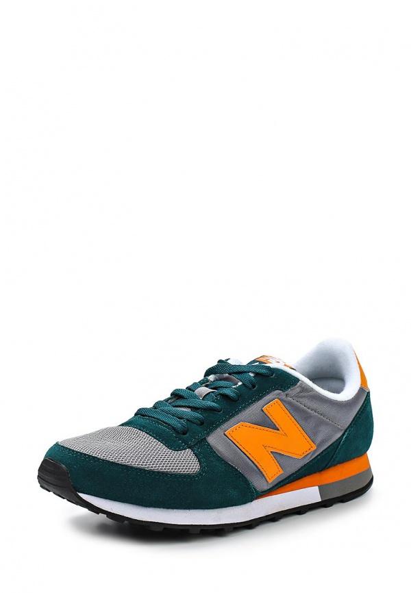 Кроссовки New Balance U430SMGG зеленые