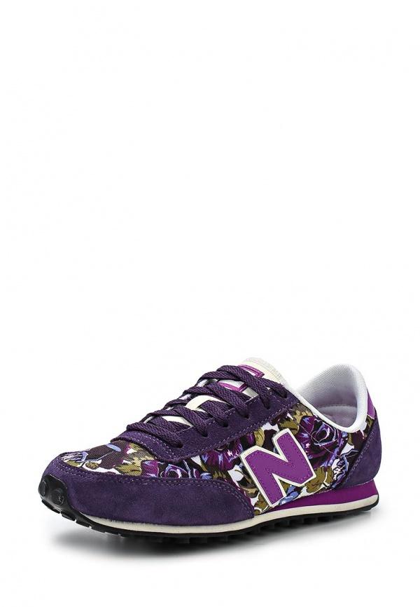 Кроссовки New Balance UL410TPG фиолетовые