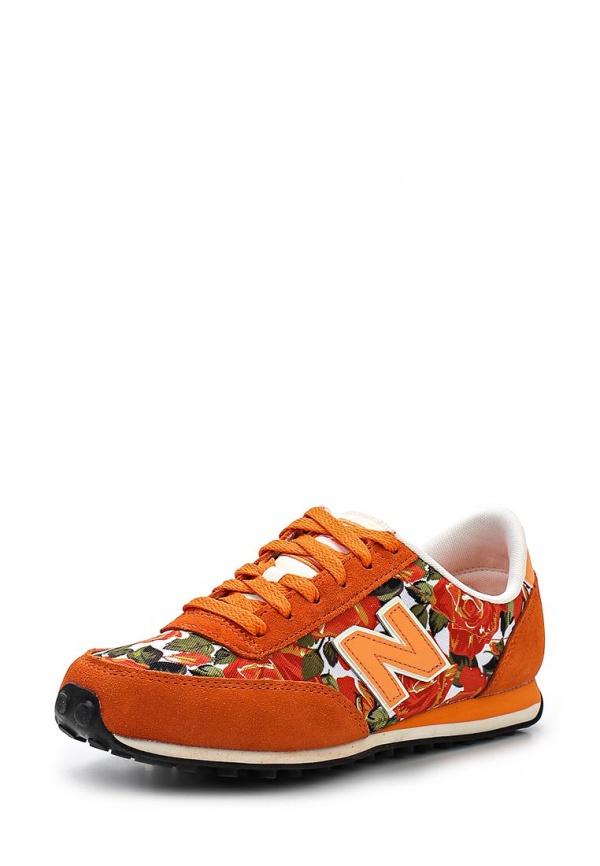 Кроссовки New Balance UL410TSG оранжевые