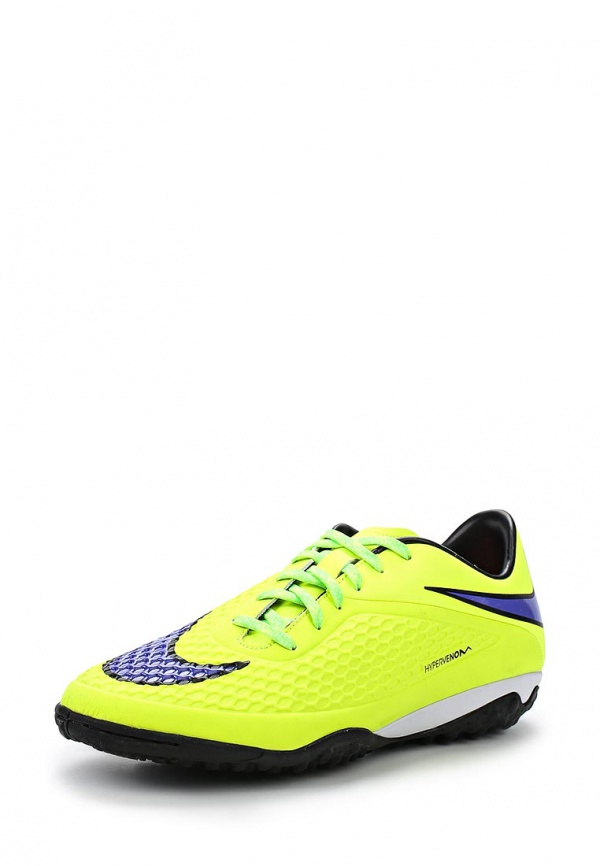 Шиповки Nike 599846-758 жёлтые