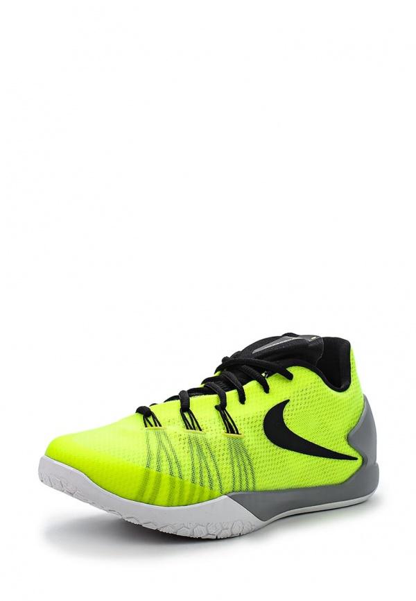 Кроссовки Nike 705363-700 жёлтые