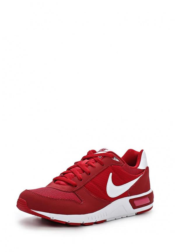 Кроссовки Nike 644402-619 бордовые