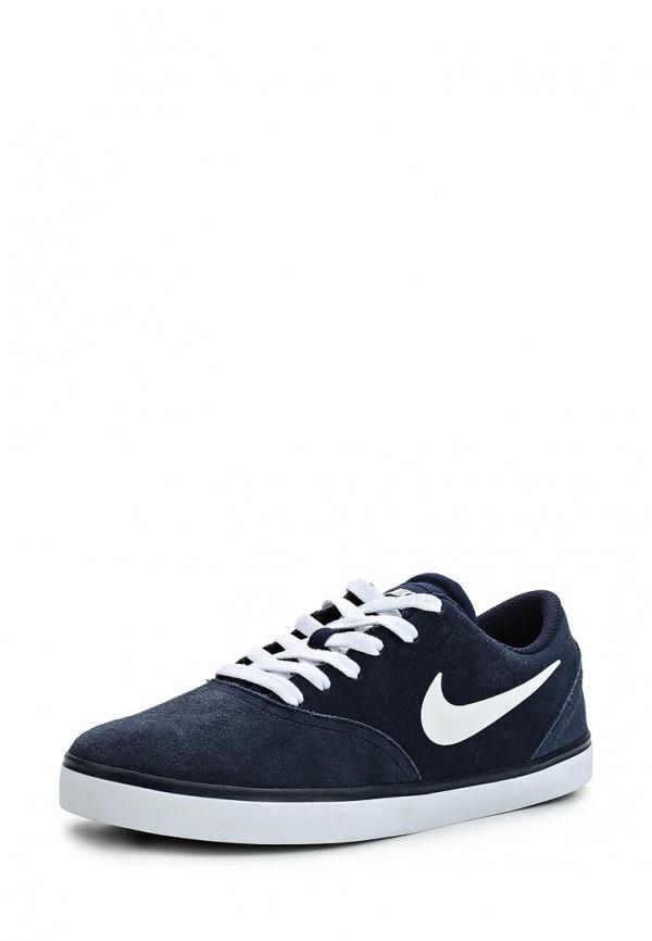 Кеды Nike 705265-411 синие
