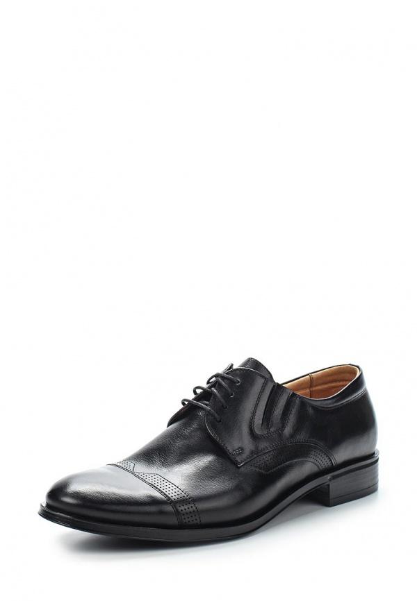 Туфли Nord 8303/B999 чёрные