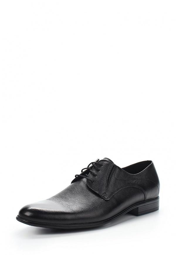 Туфли Nord 8356/B289 чёрные