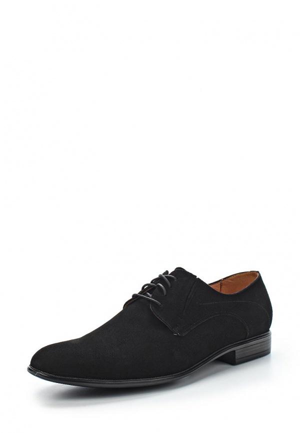 Туфли Nord 8356/W032 чёрные