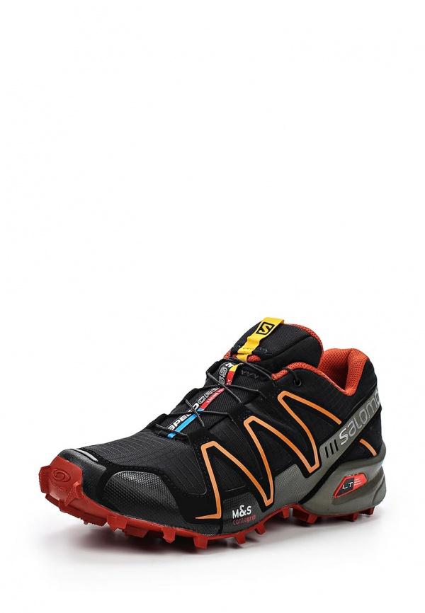 Кроссовки Salomon L37322100 чёрные