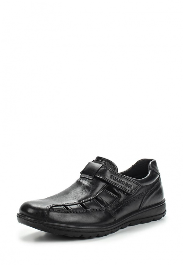 Туфли Salamander 31-40011-01 чёрные