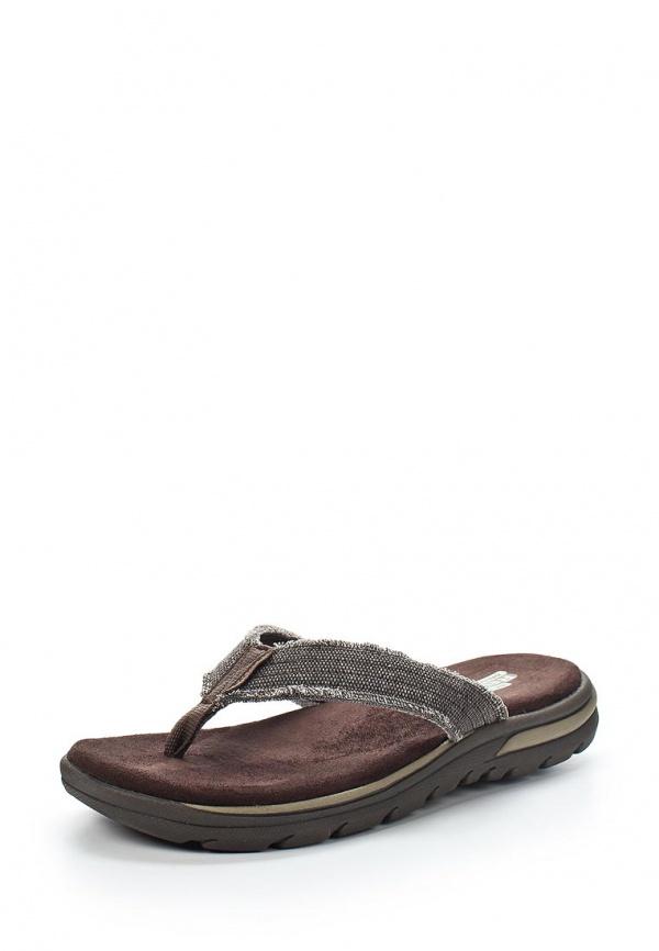 Сабо Skechers 64152 коричневые