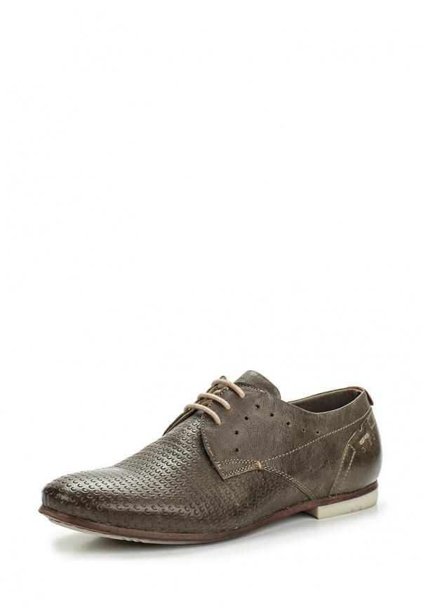 Ботинки s.Oliver 5-5-13615-34 зеленые