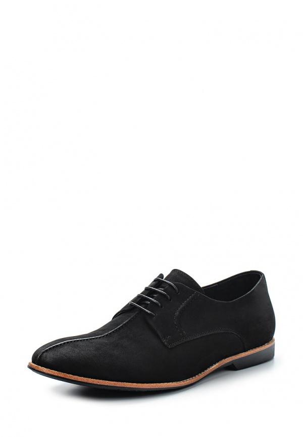 Туфли Terra Impossa 111901/N чёрные