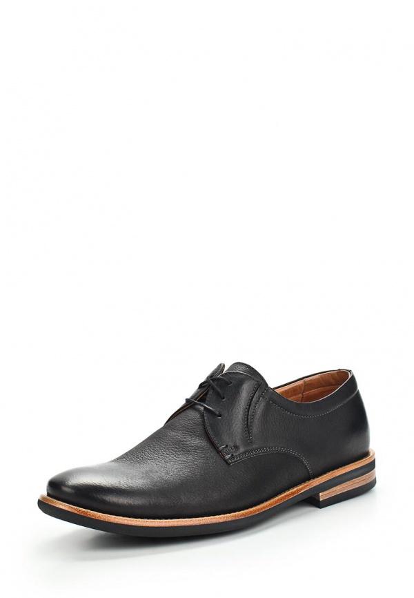 Туфли Nord 4837/V691 чёрные