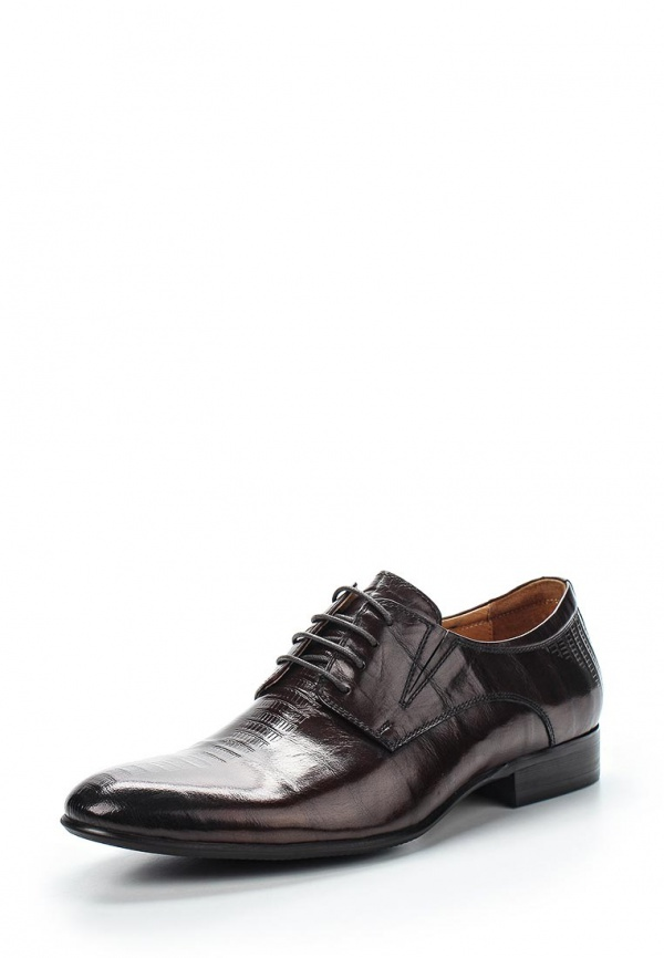 Туфли Terra Impossa 127506/2 коричневые