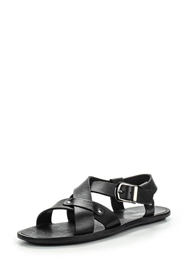 Сандалии Terra Impossa 99502 чёрные