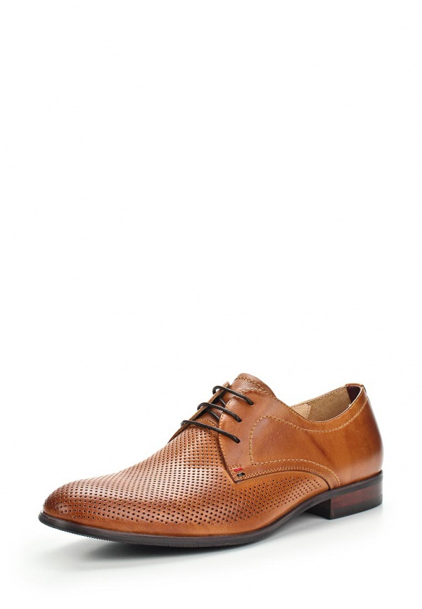 Туфли Valley 561 001/2/17 коричневые