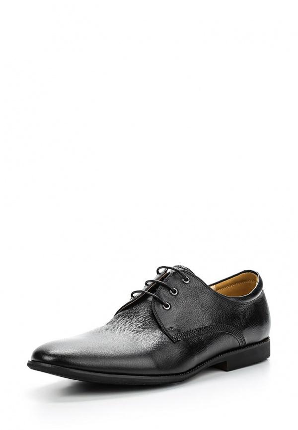 Туфли Zenden 110-27MV-009KK чёрные