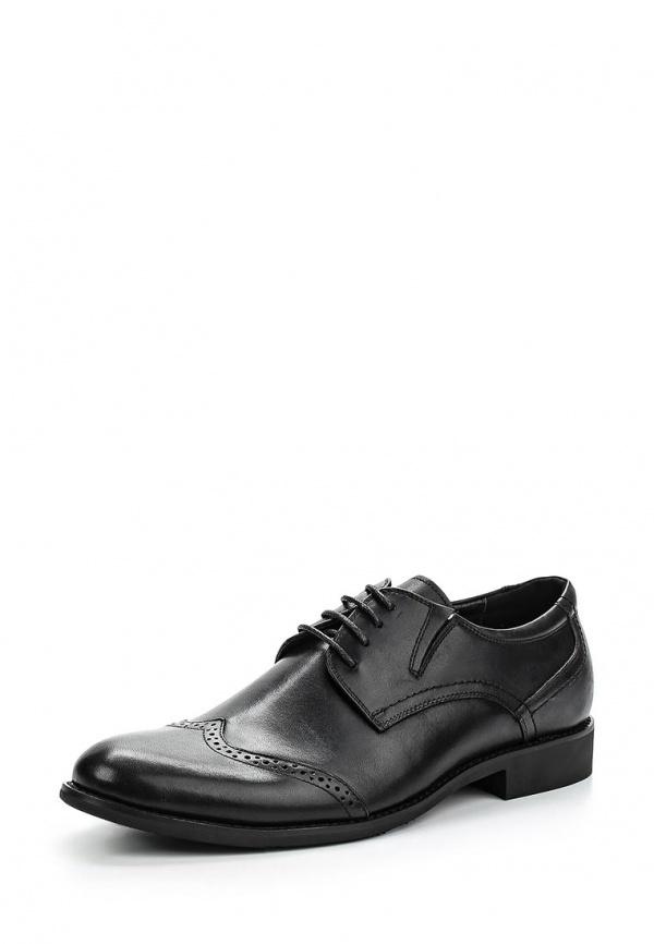 Туфли Zenden 58-27MK-069KK чёрные