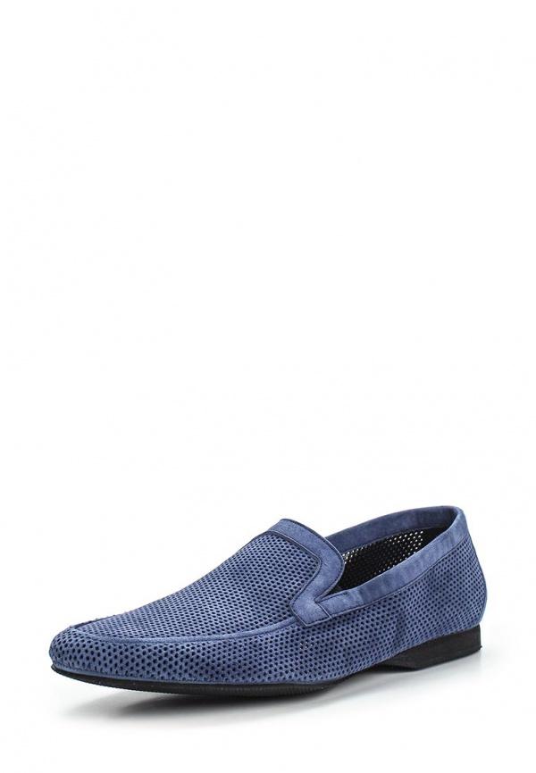 Лоферы Baldinini 597021CACH17 синие