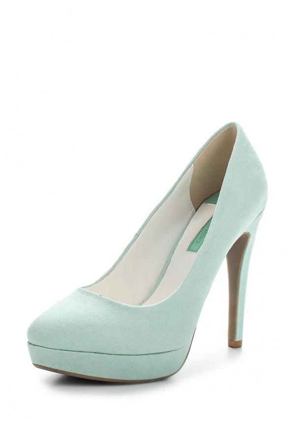 Туфли Dorothy Perkins 22311213 зеленые