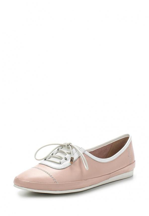 Кеды Covani A56AN-2-B розовые