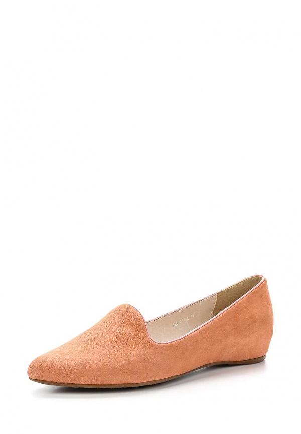 Лоферы Covani ML607-02-E розовые
