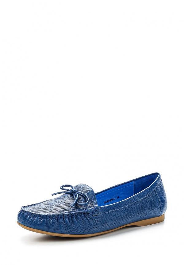 Мокасины Covani 1161B-901-2 синие