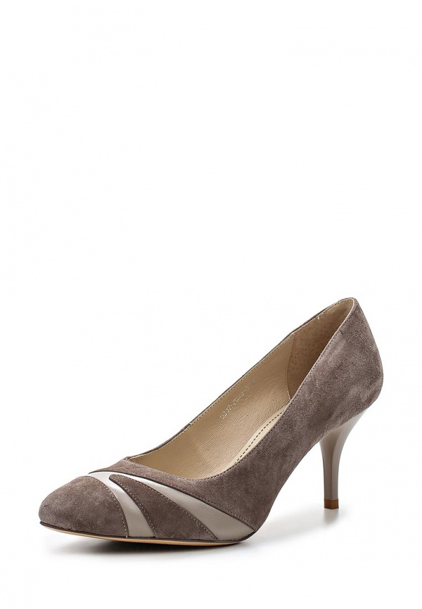 Туфли Covani G337-7629-3 коричневые