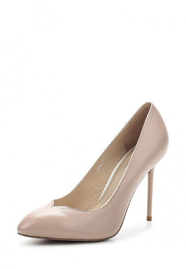 Туфли Covani H398-761-3 бежевые