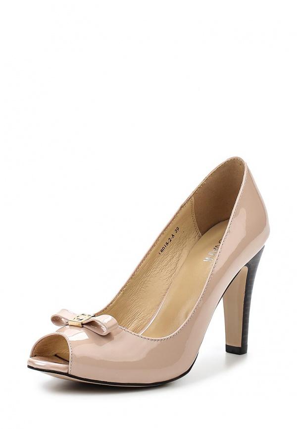 Туфли Covani L8018-2-A бежевые
