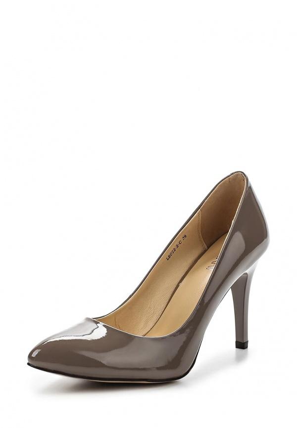 Туфли Covani L8022-2-C коричневые